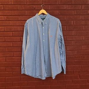 {Ralph Lauren} Classic Fit Button Down